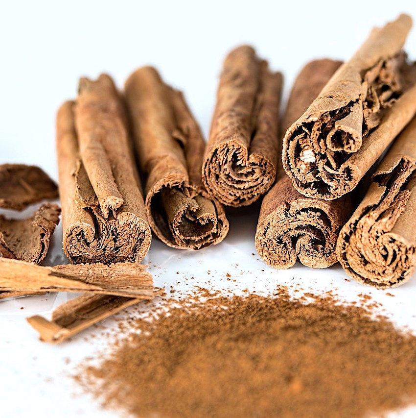 Cinnamon white bark cut - 100g