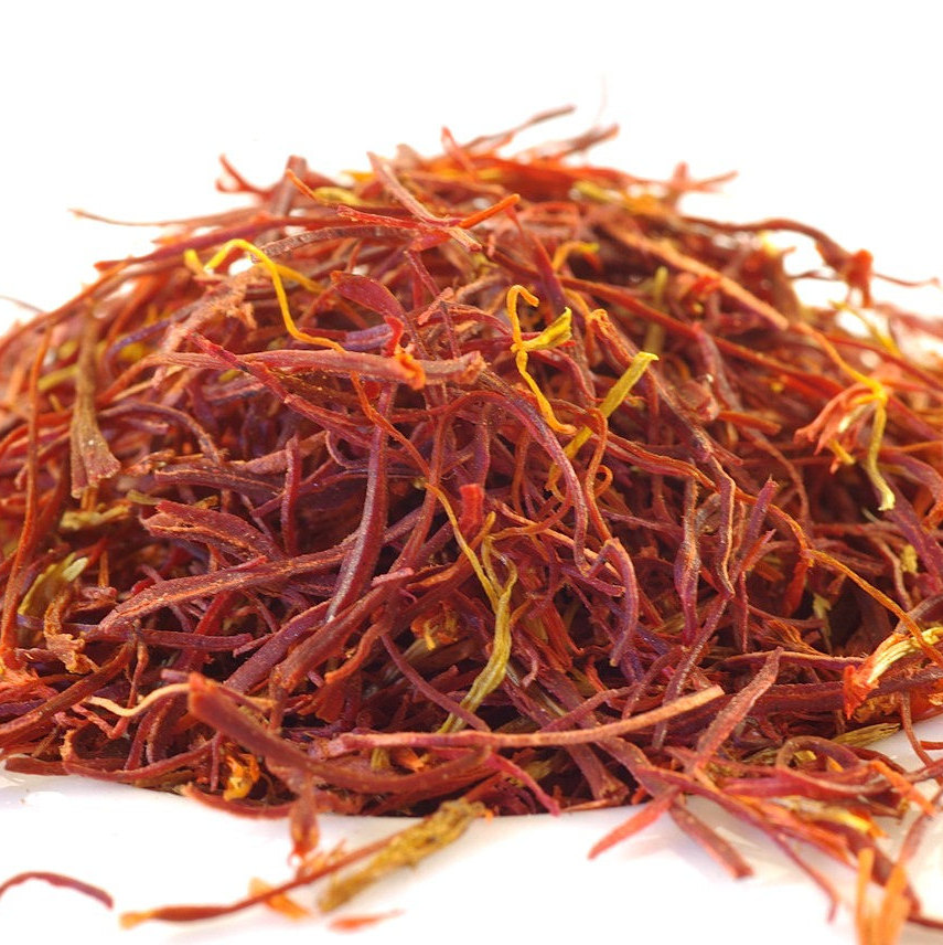 Saffron organic whole threads - 5000g