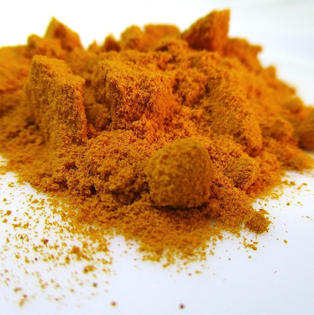Turmeric root organic powder - 1000g