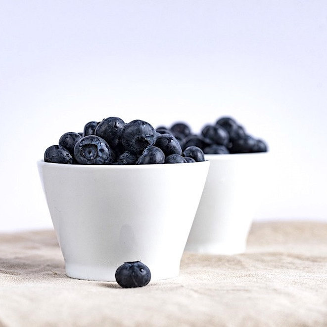 Blueberry powder spray-dried - 100g