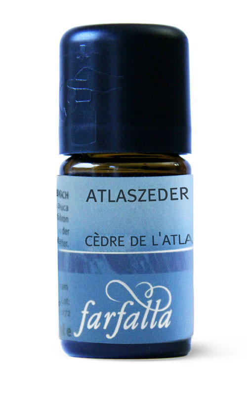 Cedarwood (Atlas) organic wild crop, 5ml
