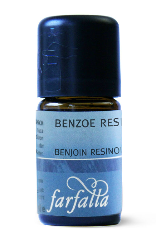 Benzoin Resin 50% (50% alc.) organic, 5ml