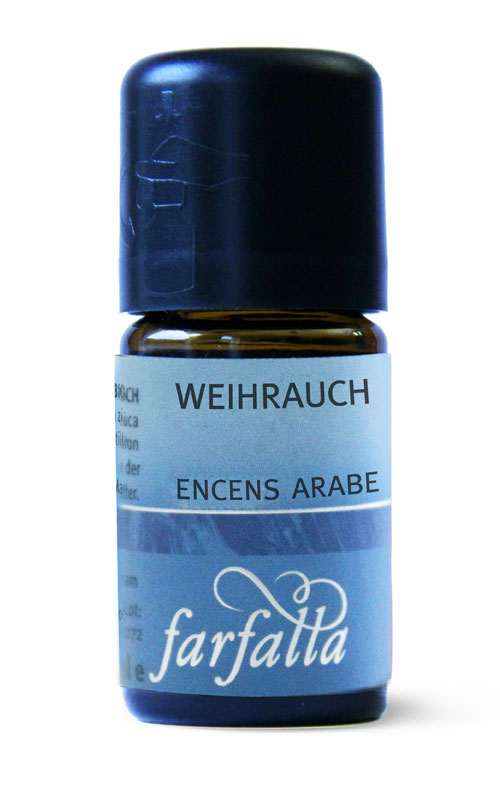 Arabian Frankincense organic wild crop, 5ml