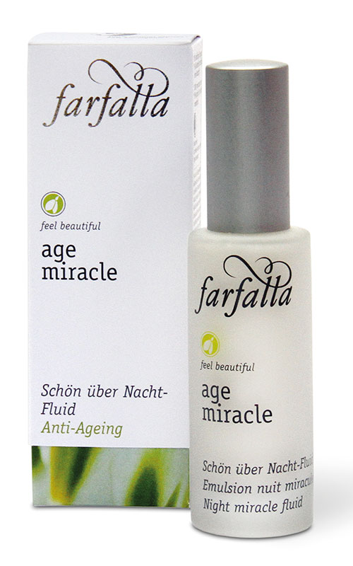 Age Miracle, Night miracle fluid 30ml