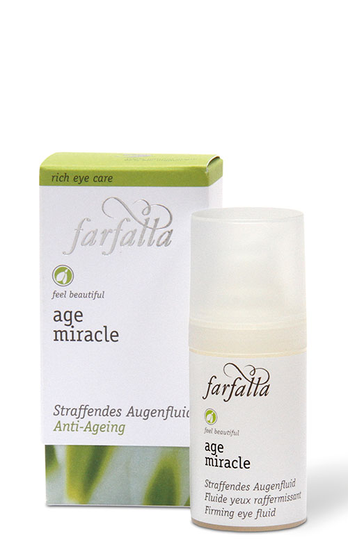 Age Miracle Firming eye fluid 15ml