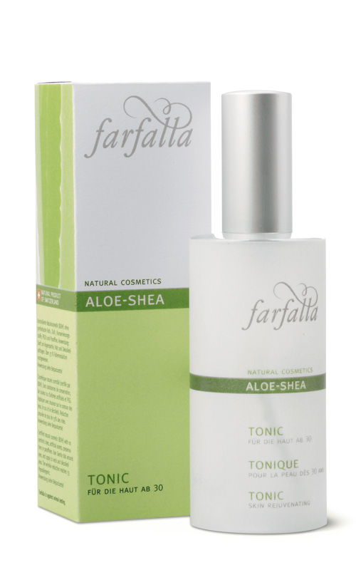 Aloe-Shea Tonic, 80ml
