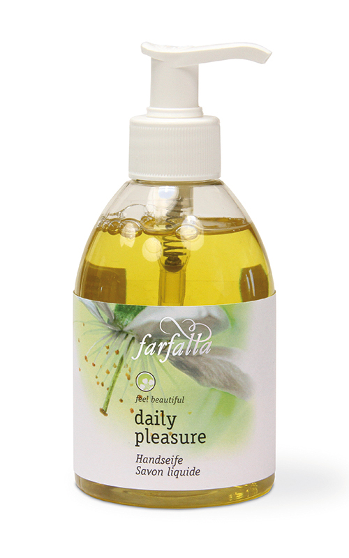 daily pleasure Handseife 300ml