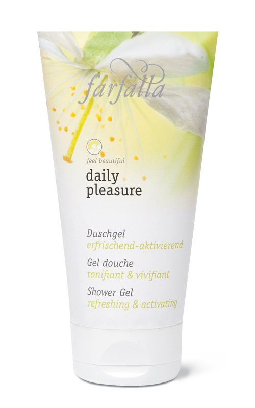 daily pleasure Duschgel, 150ml