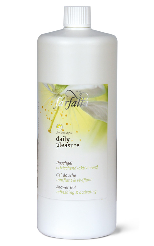 daily pleasure Duschgel, 1000ml