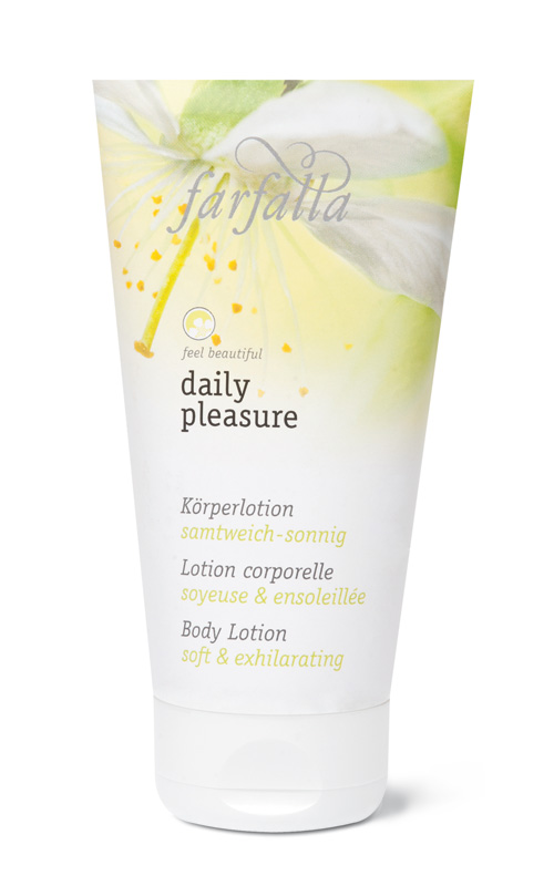 daily pleasure Körperlotion, 150ml
