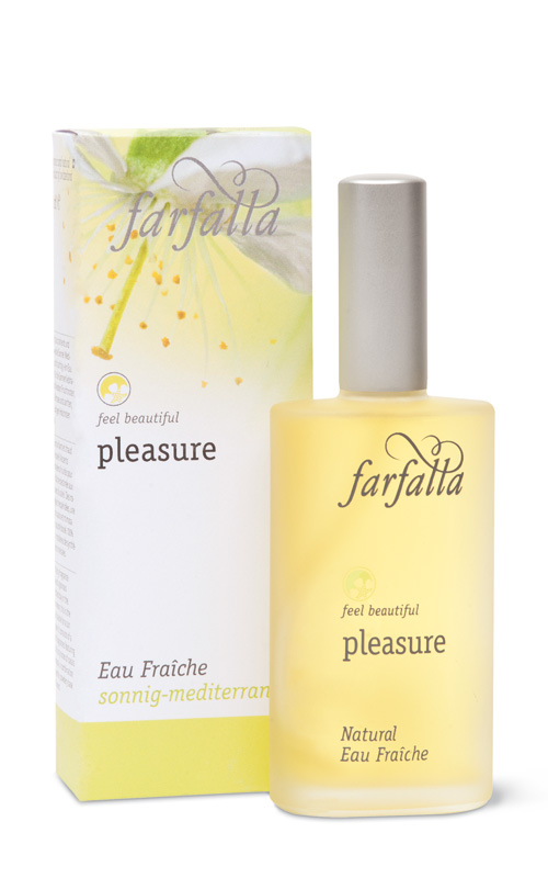 pleasure, Natural Eau Fraîche 50ml