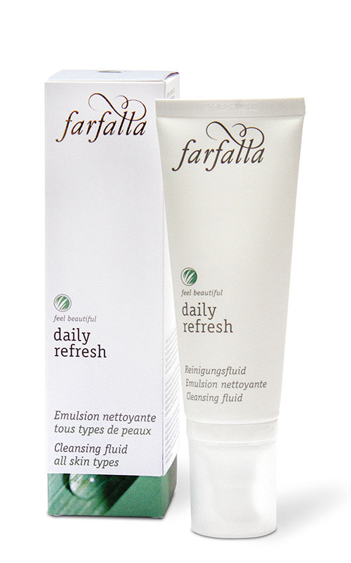 Daily Refresh, Reinigungsfluid 75ml