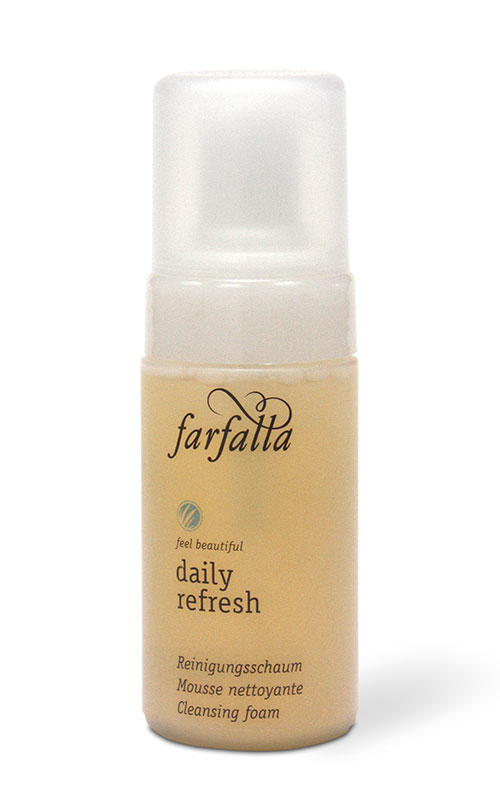 Daily Refresh, Cleansing foam 120ml