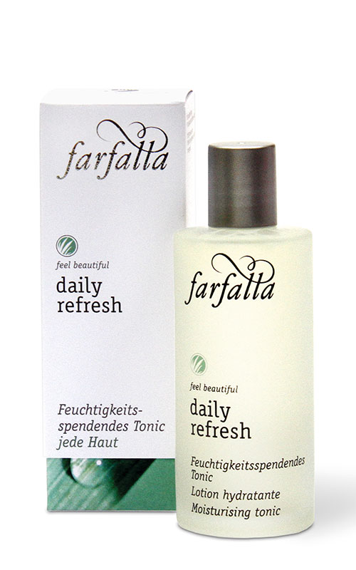 Daily Refresh, Moisturising tonic 80ml