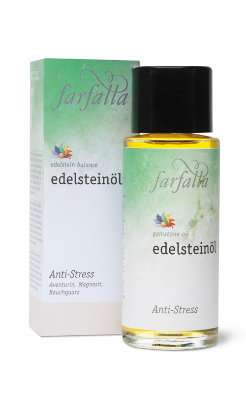 Gemstone Oil, Anti-Stress, 80ml