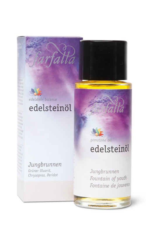 Gemstone Oil, Fountain of youth, 80ml
