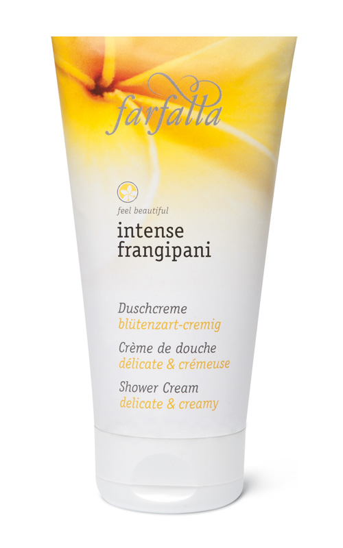 intense frangipani Shower Cream, 150ml