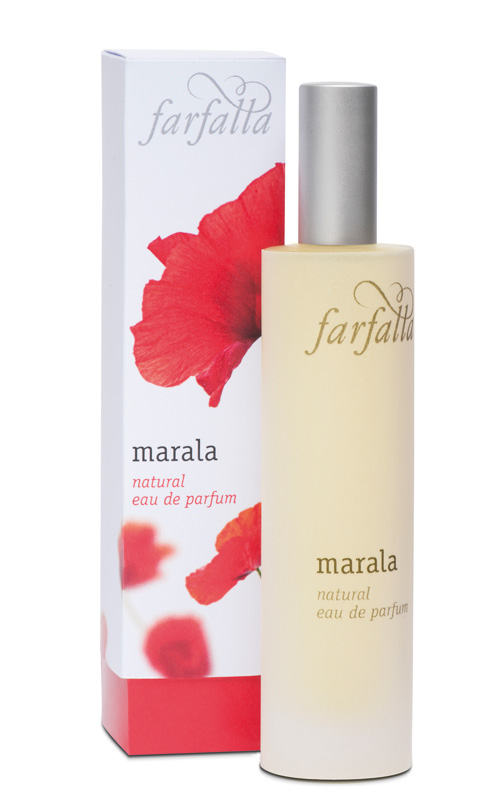Marala, Natural Eau de Parfum 50ml