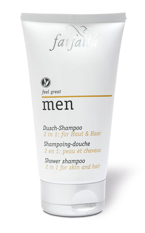 men Shower shampoo 150ml