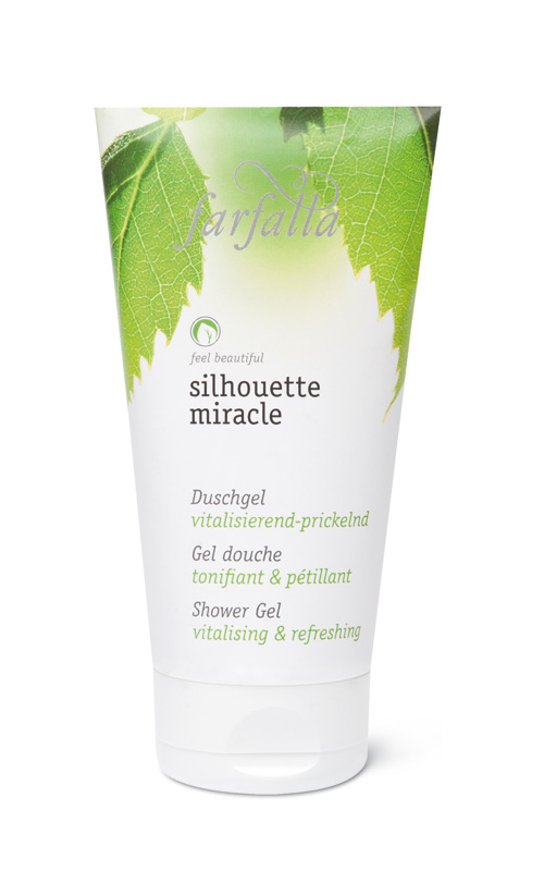 silhouette miracle Shower Gel, 150ml