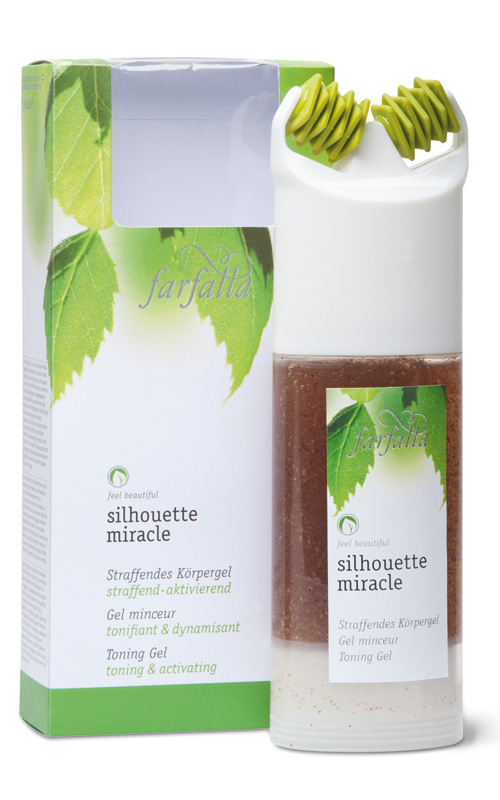 silhouette miracle Toning Gel, 150ml