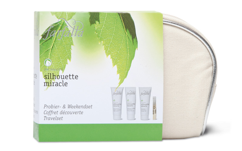 silhouette miracle Travel Set