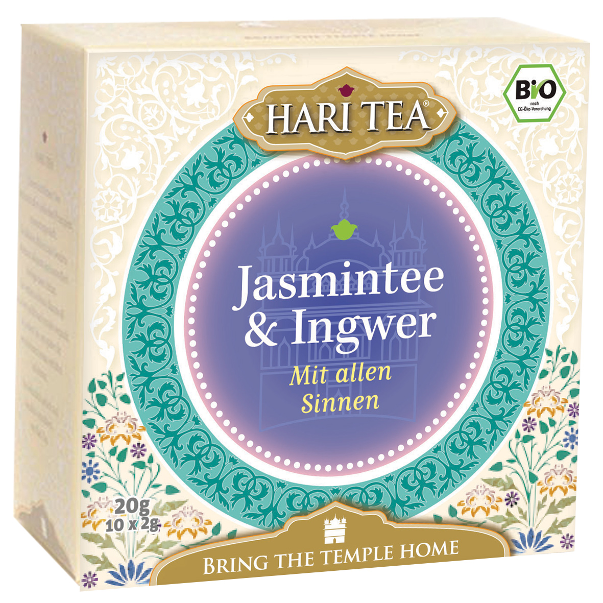 Jasmine Green Tea & Ginger - Within & Without