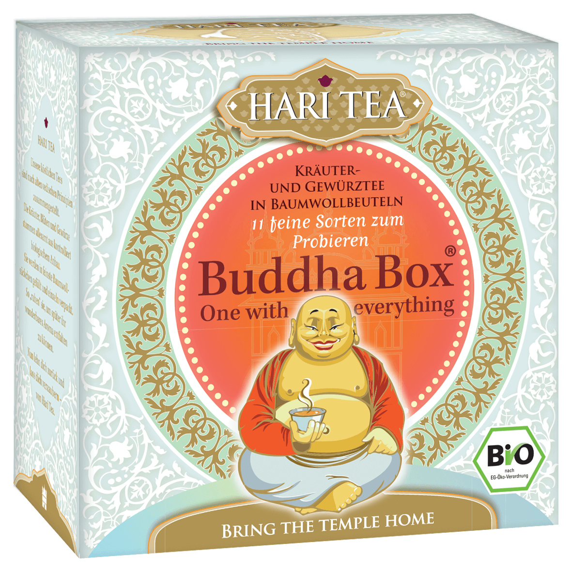 Buddha Box - All 11 flavours of Hari Tea