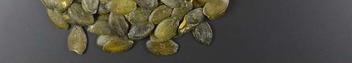 Pumpkin seeds without shell org. whole - 1000g