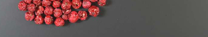Red currant organic whole freeze-dried - 1000g
